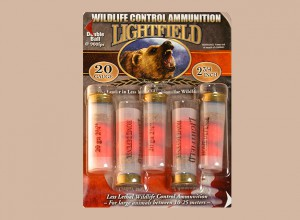 Double Balls are available in both 20 & 12 gauge