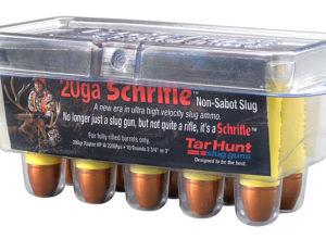 """TarHunt 20ga. """"Schrifle"""" - 10 Round Box"""